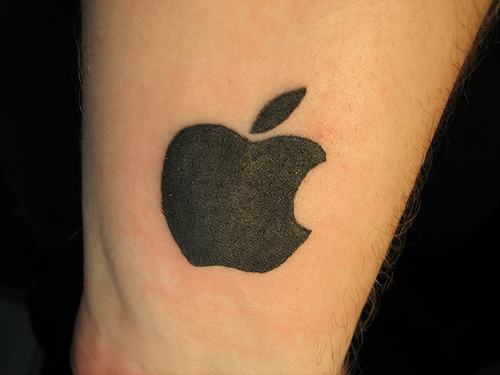 apple tatt