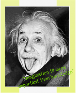 Einstein - he speaks the truth.
