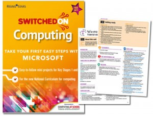My book: Switched on Computing - a special Microsoft edition.